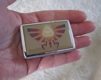 Zelda Family Crest Refillable Lighter