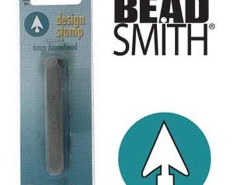 Arrowhead Stamp 6mm