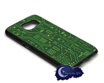 Computer Circuit Board - Case for the Samsung Galaxy S Models