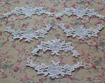 Pretty Cotton Appliques