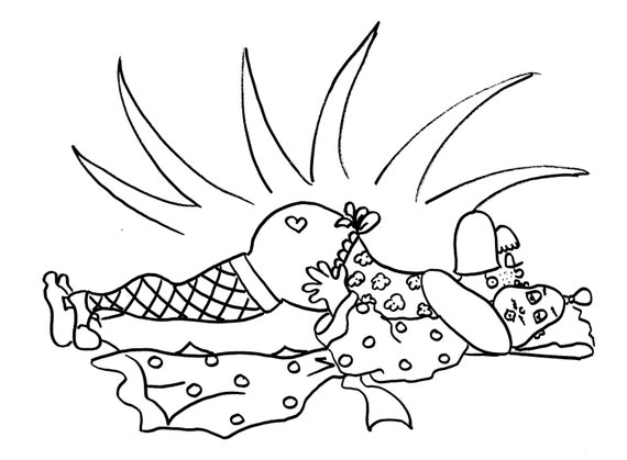 the slide funny sexy coloring pages for adults from the
