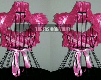 Barbie doll Cosplay Shoulder NECK Collar Shrug Emo PUNK dancer Final sale