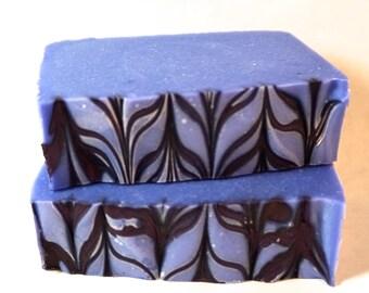 Passionflower & Acai Berry Handmade Soap