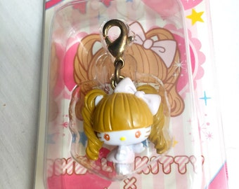 Phone strap kitty charm rare collection