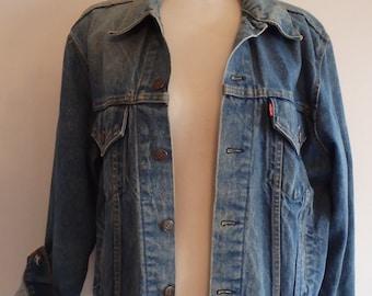 Levis Jacket Vintage Denim