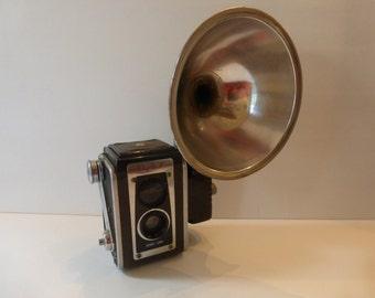 Vintage Kodak Duaflex with Flash 1950's