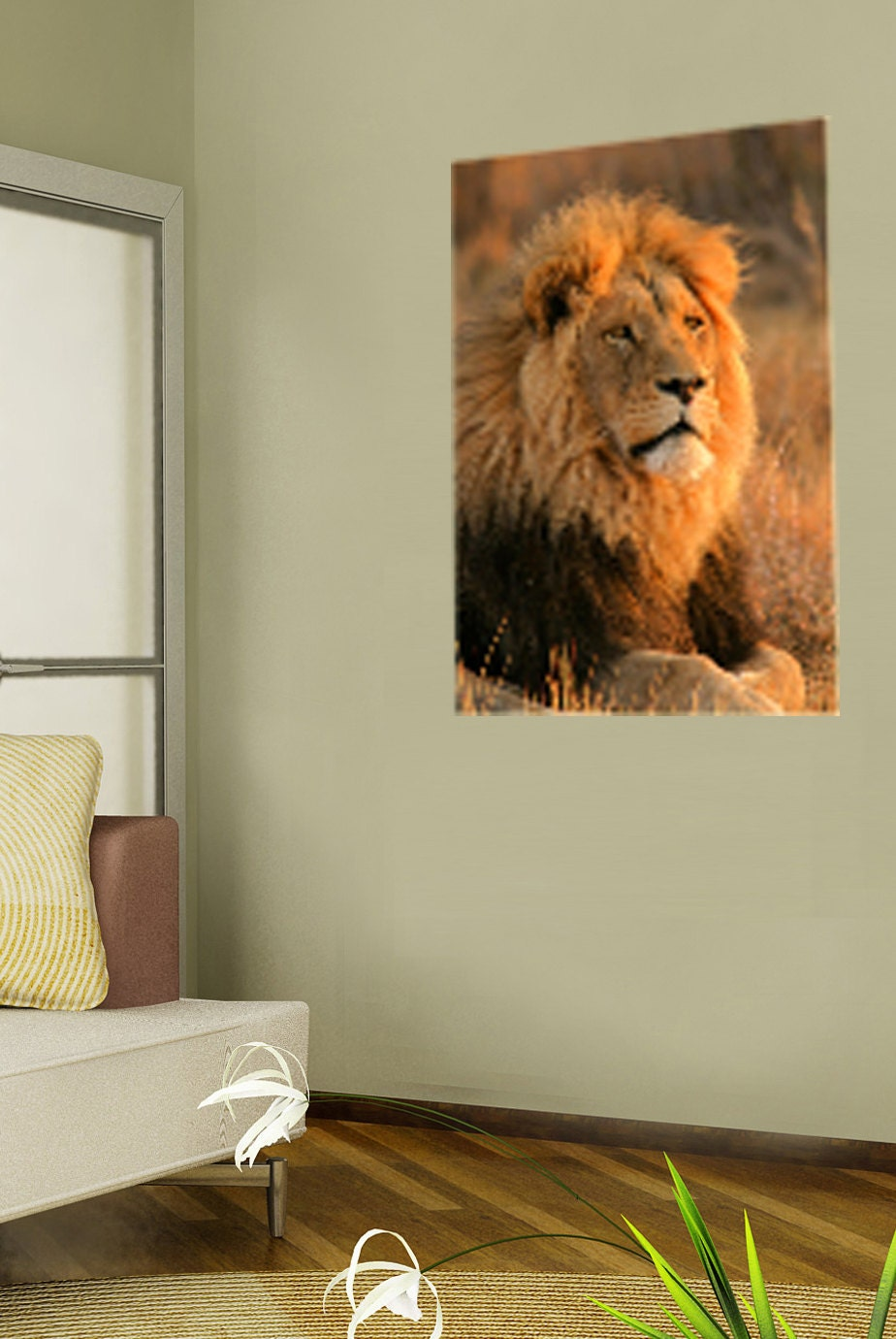 home interior lion picture home decor home decor canvas prints wall of 18316