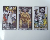 Tarot Card Magnet Collection