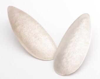 Channeling My Inner Potter (Again!) Silver Post Earrings