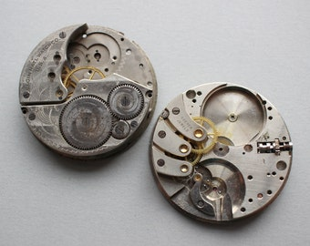 Vintage Pocket Watch Parts PW2