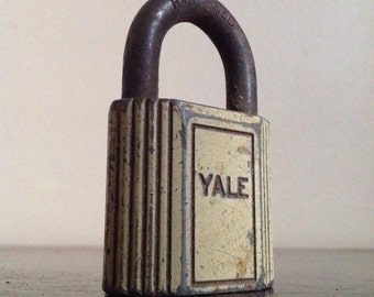 Antique Yale & Towne Manufacturing Co. Lock