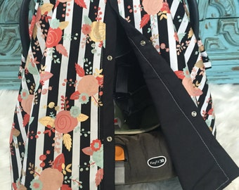 Car seat canopy / nursing cover 2 in 1 / Car seat cover / car seat canopy / carseat cover / carseat canopy / nursing cover