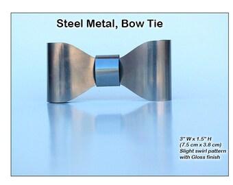 Steel Metal, Bow Tie