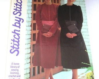 1986 Stitch by Stitch Needlecrafts Book - Volume 14 - Torstar Books
