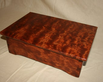 Rosewood Jewelry music Box