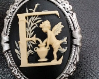 Gorgeous Letter Cameos-- Buyers Choice
