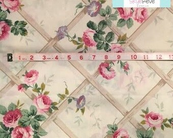 Vintage Floral Shabby Chic Pillowcase