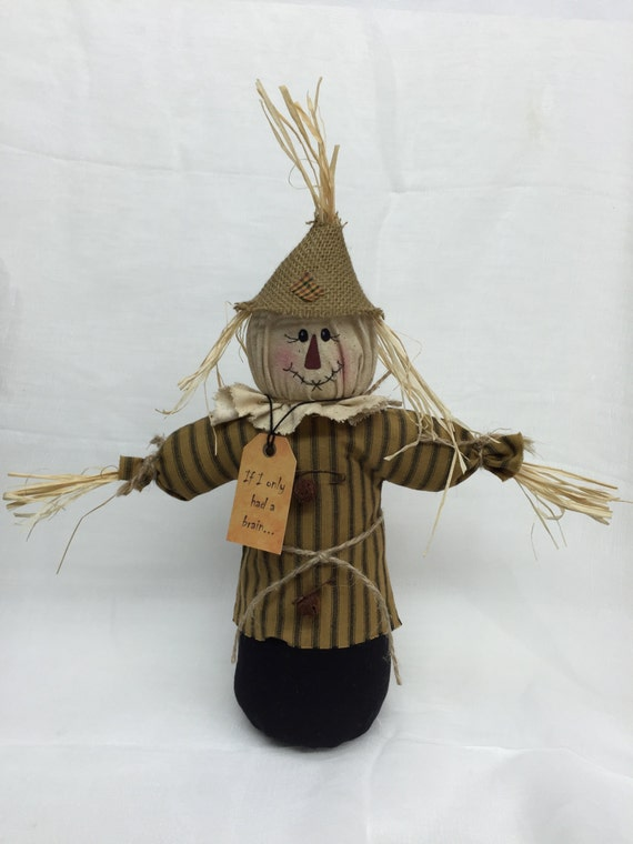 Scarecrow | Handmade Scarecrow | Scarecrow doll | Fall Home Decor