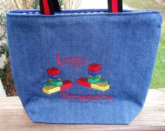 Lego Tote Bag
