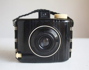 Vintage Camera, Working Baby Brownie Special, Art Deco Cutie, Gift For Photographer, Artist, Little Something Under 50