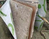 Large Leather Journal, Leather Journal, Large Journal, Handmade Paper