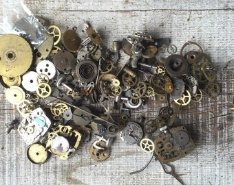 Vintage watch parts/ supplies