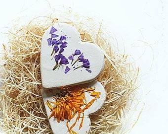 "Wedding Favor Seed Bomb Hearts ""Green Wedding"" 200 Hearts w Cards, Rustic HEART Gardening Favor, Rustic Wedding, Boho Wedding"