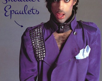 Prince Purple Rain Costume  UPGRADES