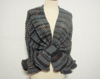 Knitting Collars wraps