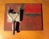 Franklin Signet Embosser / Stamping Machine