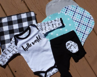Baby Shower Bundle - Made to Order