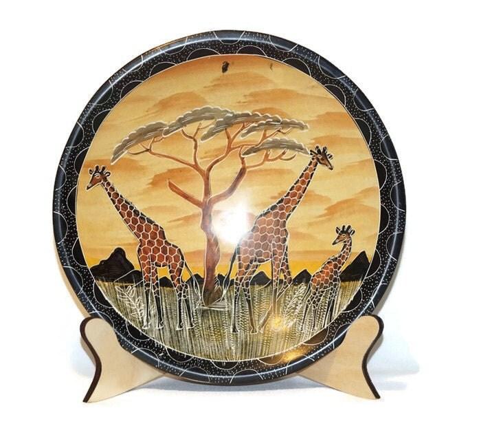 Large Plate Display Stands Decorative bowl display holder Large panel holder Art display 40  sc 1 st  websiteformore.info & Large Plate Display Stands Keller Deep Bowl Stands Tripar ...