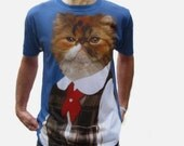 SALE Heather, School Portait Mens Tshirt