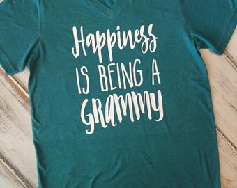 Happiness is Being a Grammy Shirt