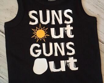 Suns Out Guns Out Shirt