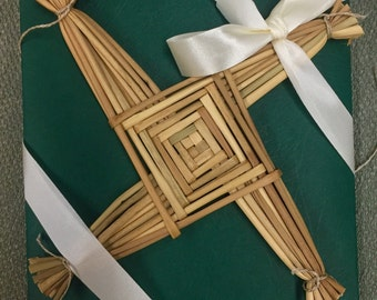 Traditional Irish Brigid Cross