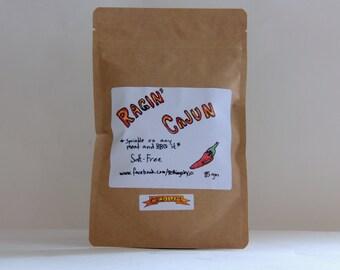Cajun Seasoning - Cajun Rub - Creole Spice Mix - Cajun Spice Blend - Salt free Cajun