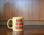 vintage ftd big hug mug - true detective