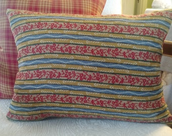 PENDLETON WOOL PILLOW Cover 20 x 14