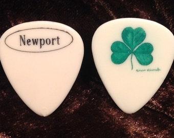 Guitar Pick-Shamrock / Newport