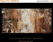 "15% OFF /ONE WEEK Only/ Discovery huge abstract knife by Paul Juszkieiwcz 60""x30"" texture"