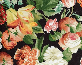 Les Fleurs - Quilting Treasures - 1 yard - More Available- BTY