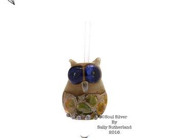 Owl Bead