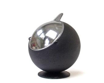 Mid-Century Modern Ball Ashtray