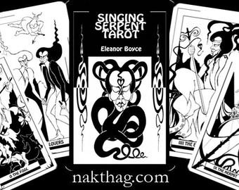SINGING SERPENT TAROT
