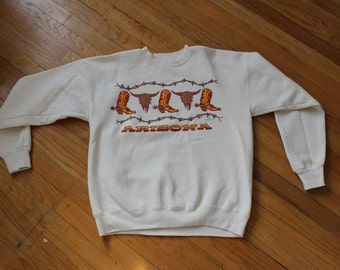 1993 Arizona crewneck sweatshirt
