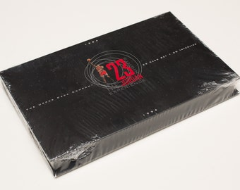 SEALED Michael Jordan Experience 23 Nights Upper Deck Set, Vintage 90s, Chicago Bulls