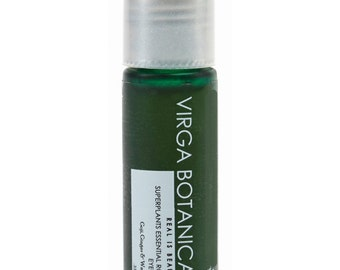 Eye Serum, Superplants Essential Roll-on with Goji, Ginger and Watermelon - 0.35oz.