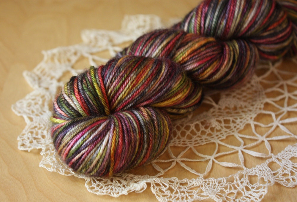 how to create rich deep colours in yarn dyeing