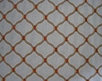 Textured Diamond Medium Weight Upholstery Fabric
